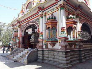 Храм Шивы в Харидваре
