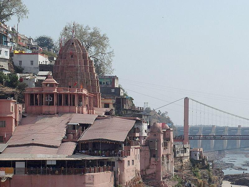 Омкарешвар храм
