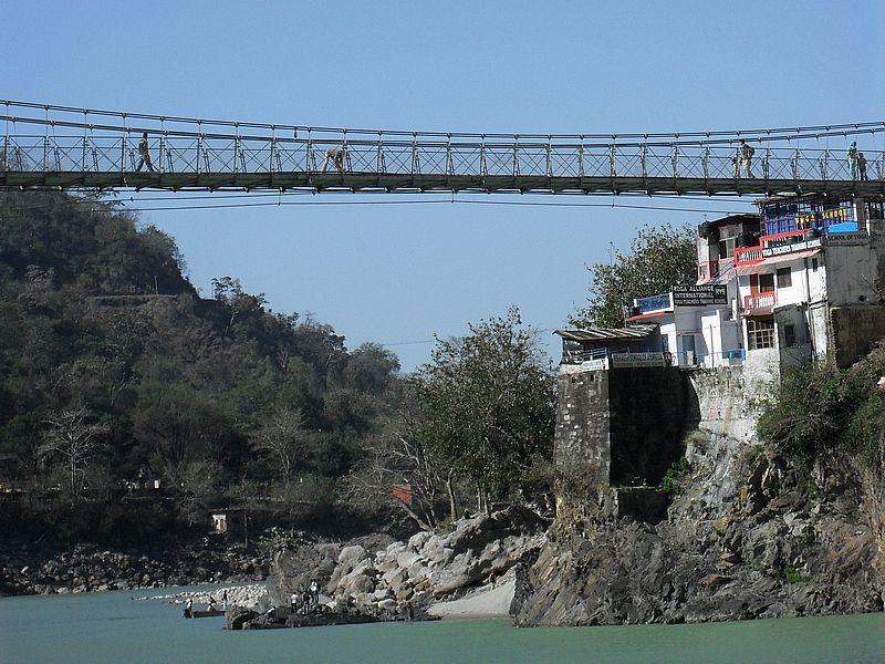 мост Ришикеша