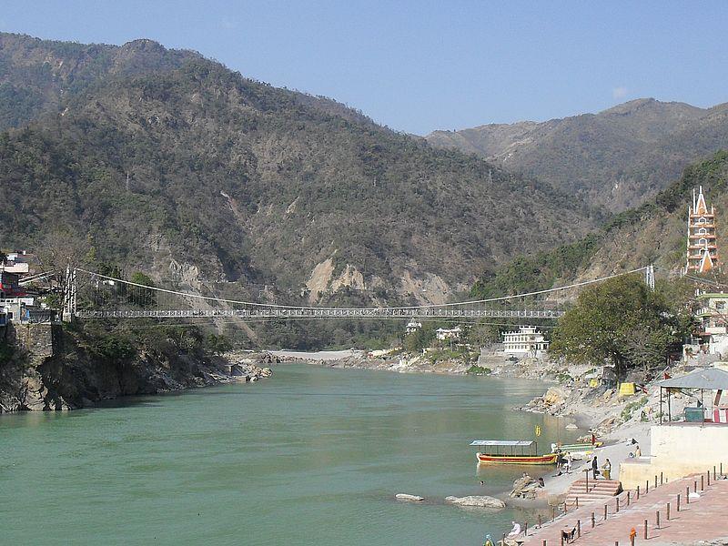 Мост Лакшманджула