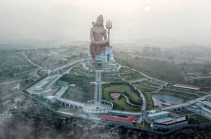 Где самая высокая статуя Шивы в мире?