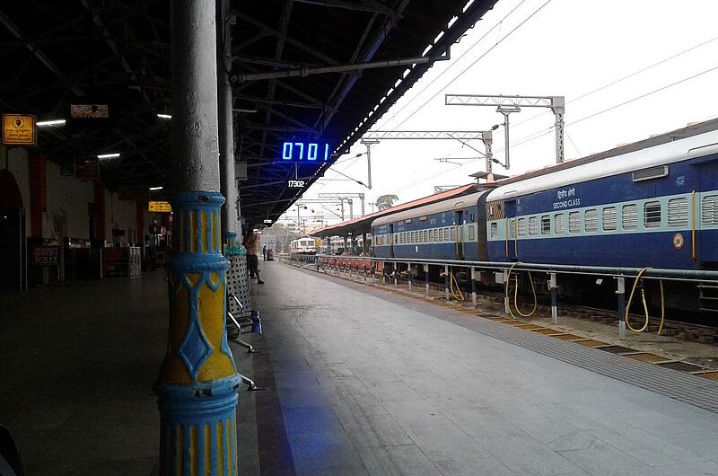 Wait List в индийских поездах