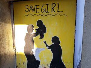 Спаси девочку