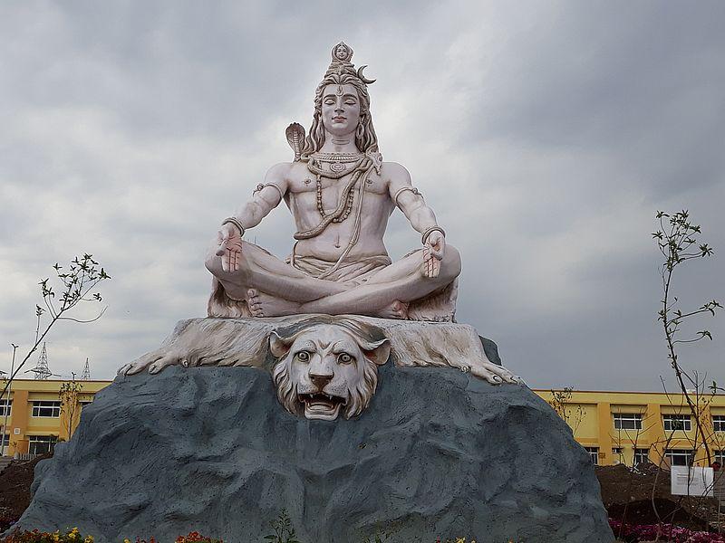 Второй Шива в Ришикеше