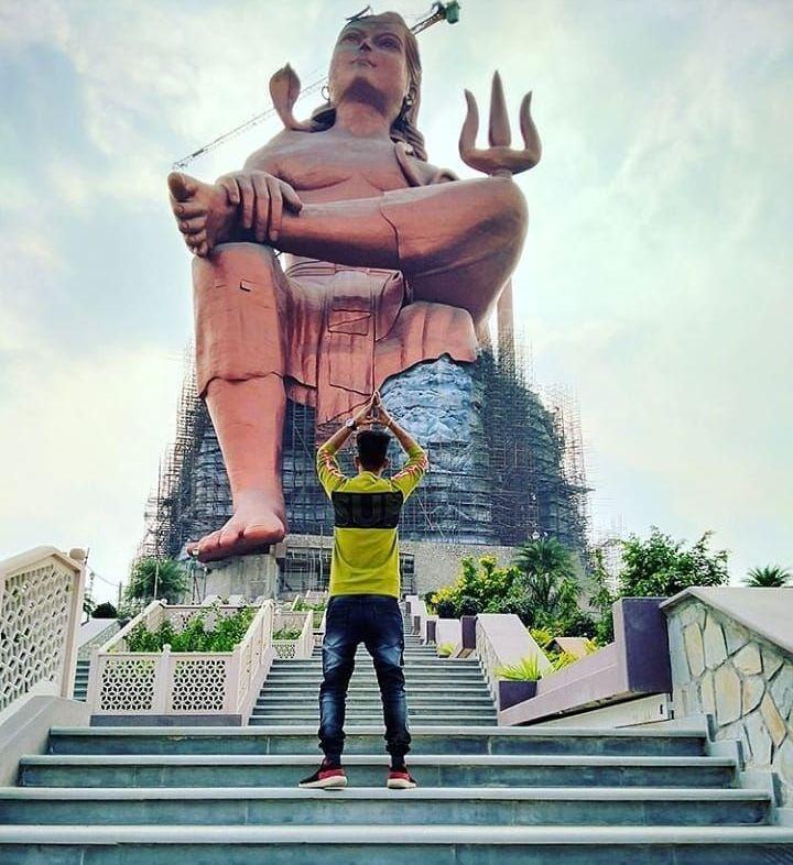 Натхдвара Статуя Шивы
