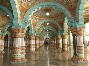 Дворец Махараджи Майсора