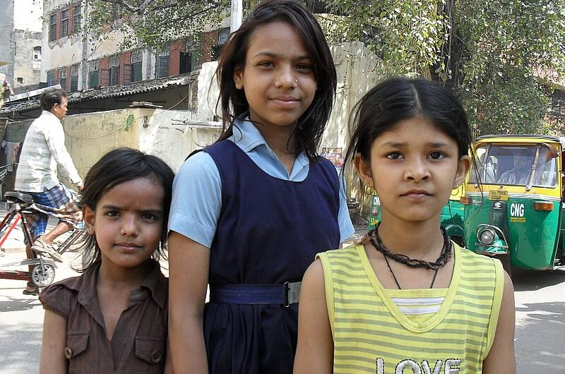 Национальный день девочек в Индии