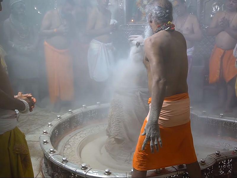 Бхасма Аарти в Уджайне