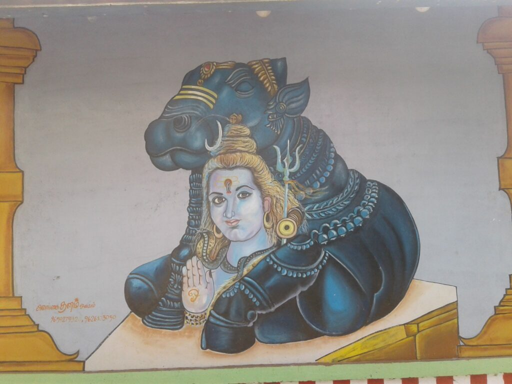 Шива Нанди