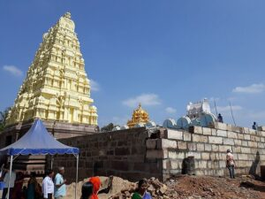 Храм Малликарджуны в Шрисайламе