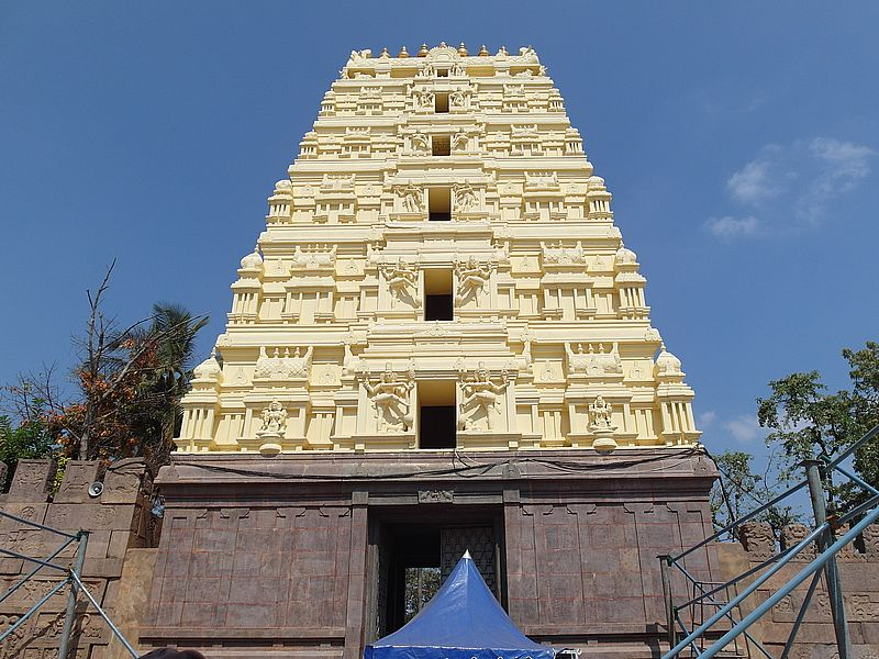 Храм Шивы Малликарджуны