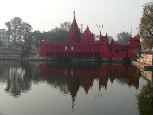 Храм Дурги в Варанаси