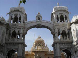 Храм Кришны Баларамы