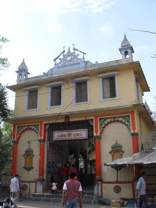 Храм Ханумана в Варанаси