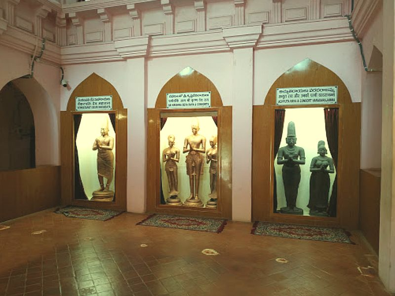 Археологический музей Тирупати
