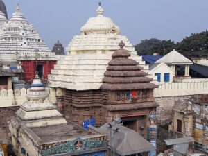 Храм в Пури