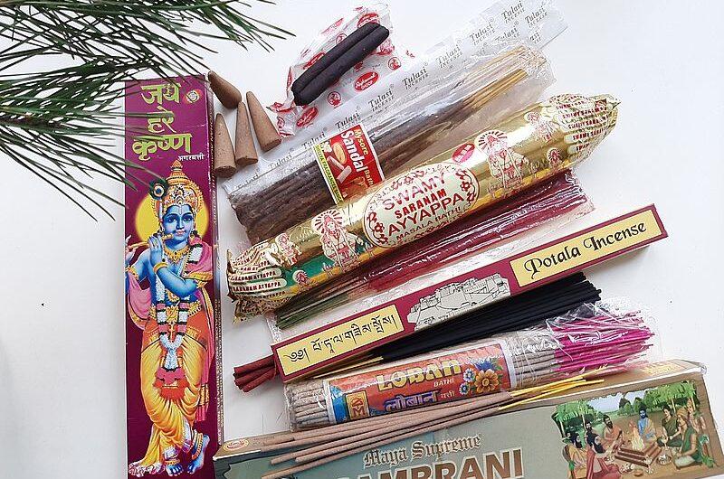 Индийские благовония агарбатти