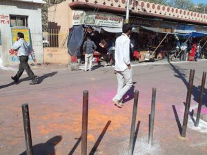 Улицы Матхуры