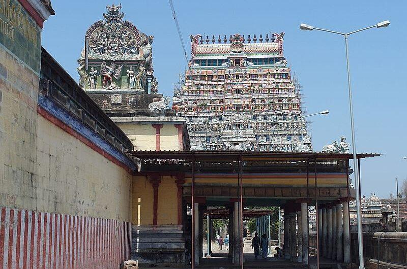 Храмы танца Шивы в Тамилнаду