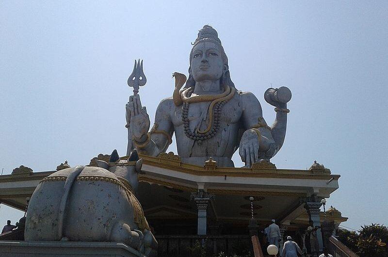Самые высокие статуи Индии