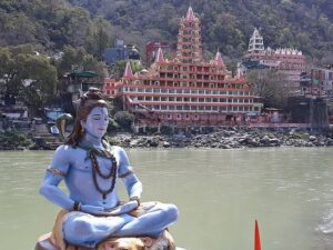 Шива и Ганга