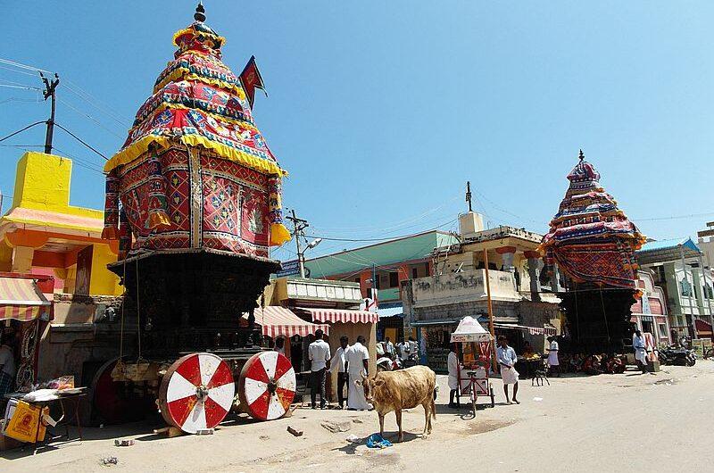 Раманатхасвами: единственный джьотирлингам в Тамил-Наду
