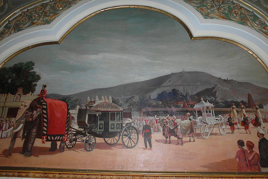 Майсор дворец