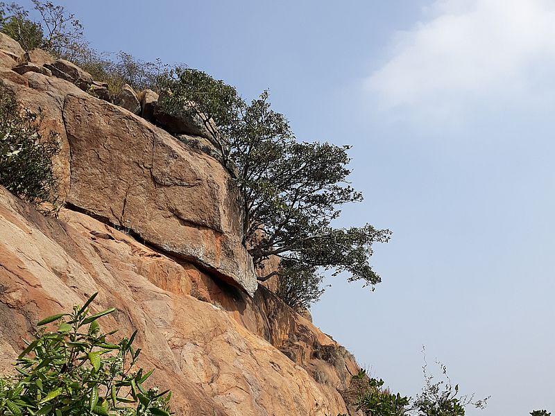 священная гора Аруначала