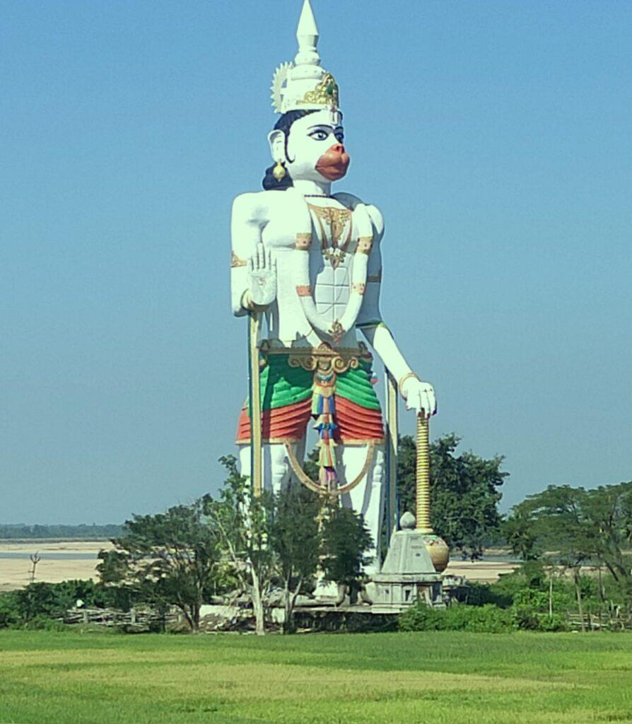 Самая высокая статуя Ханумана