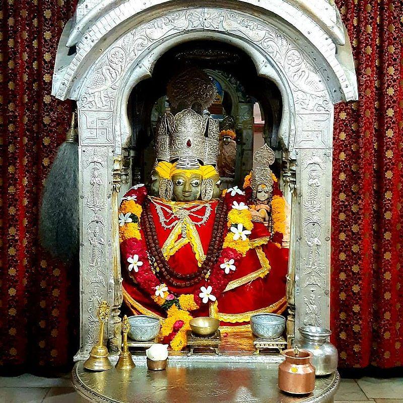 Брахма и Гаятри