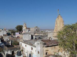 Вид на Храм Джагадиши