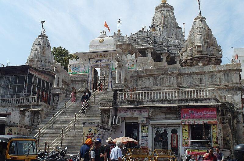 Храм Джагдиш — главная святыня Удайпура