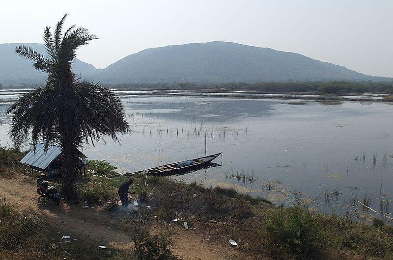 Озеро Чилика — природная достопримечательность Ориссы