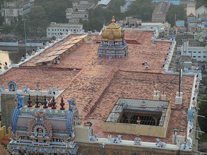 Храм Шивы Тхаюманавар