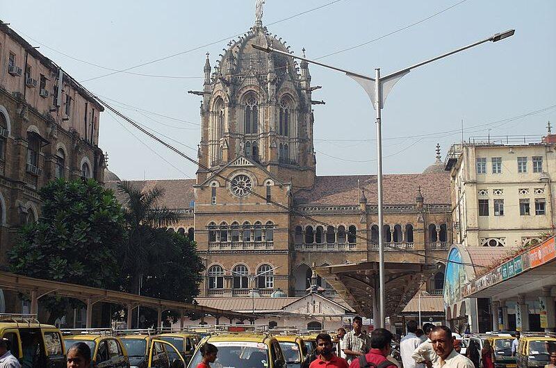 Вокзал Виктории в Мумбаи