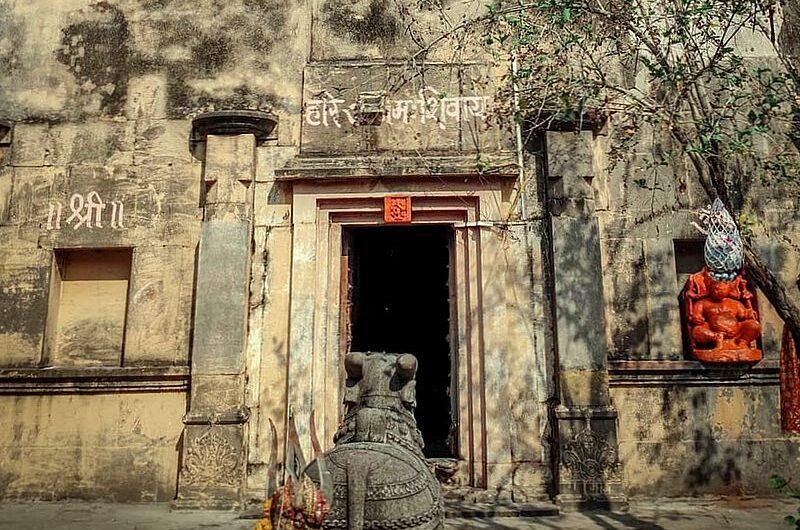 Гхатешвар Махадев Темпл: храм со следами амриты