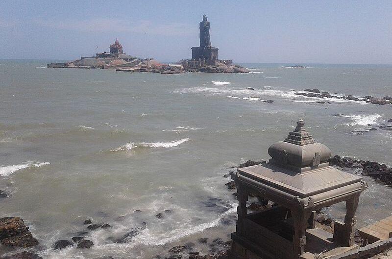 Шри Канья Кумари Темпл и прилегающие храмы