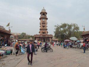 Часовая башня Джодхпура