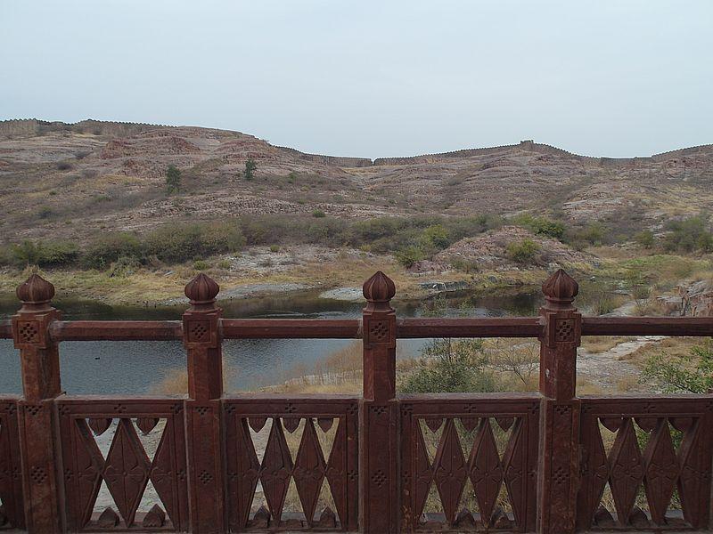 скального парка Рао Джодха