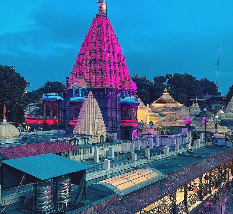 Храм Маха Кала Бхайрава