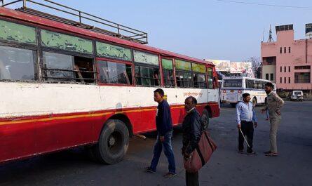 Автобусы Индии