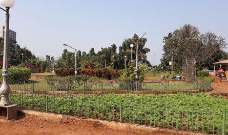 Висячие Сады Мумбаи