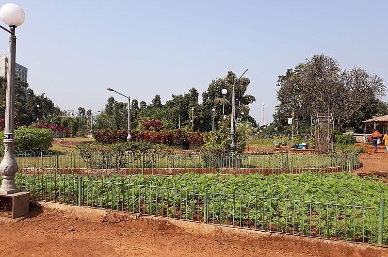 Висячие Сады Мумбаи: самая удручающая достопримечательность города