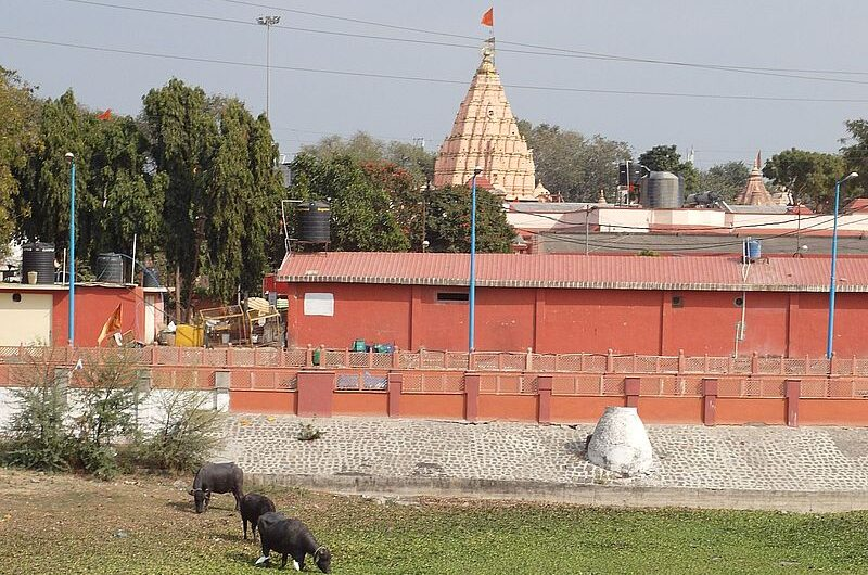 Храм Шивы Махакалешвар в Удджайне