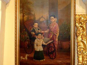 Раджа Рави Варма в Майсуре