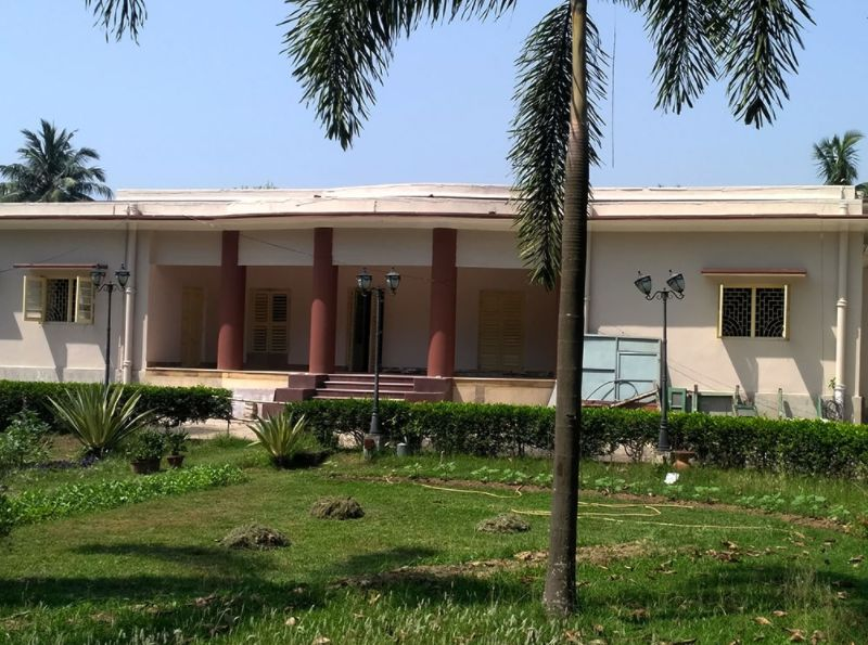 Музей Ганди в Барракпоре