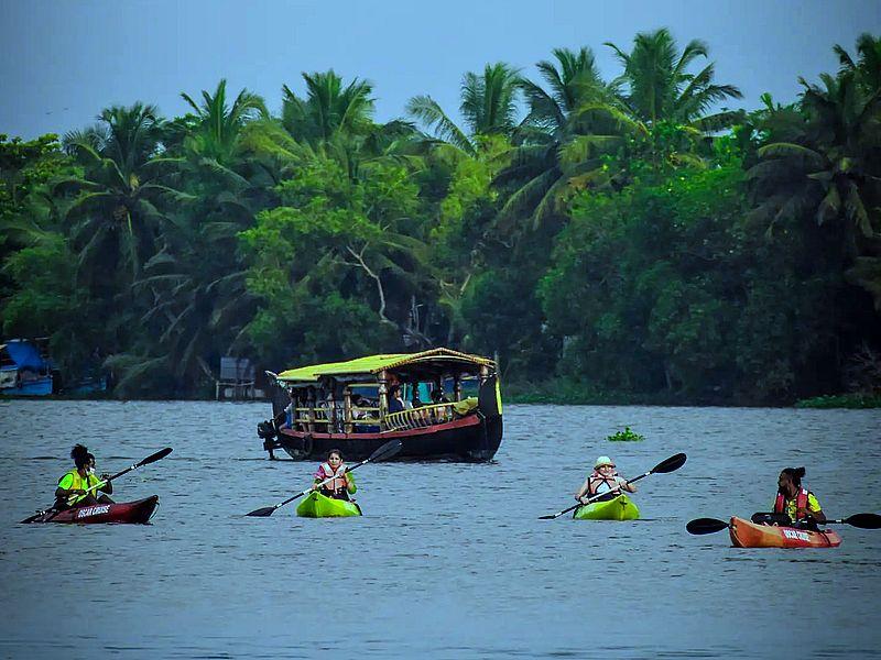 houseboats кералы