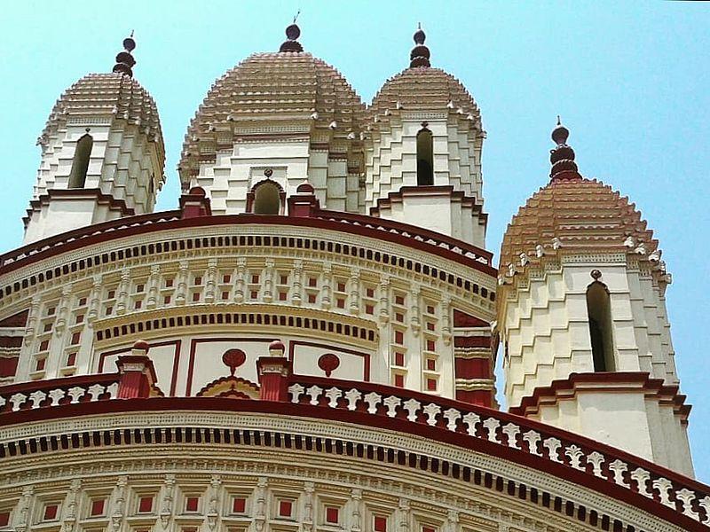 Храм Кали в Калькутте