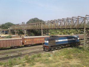 В Гокарну из Гоа поездом