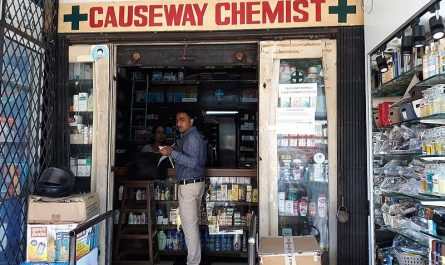 Аптека в Индии